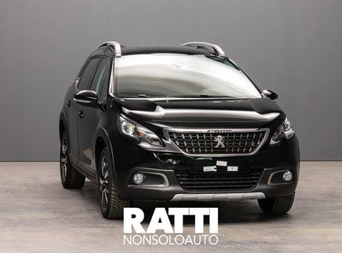 PEUGEOT 2008 PureTech 1.2 110CV EAT6 S&S Allure NERO PERLA cambio Automatico Benzina Km 0 5 porte 5 posti