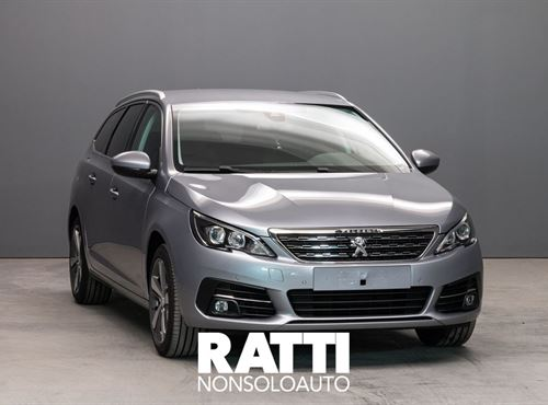 PEUGEOT 308 sw BlueHDi 1.5 130CV EAT8 S&S Allure Grigio Artense  cambio Automatico Diesel