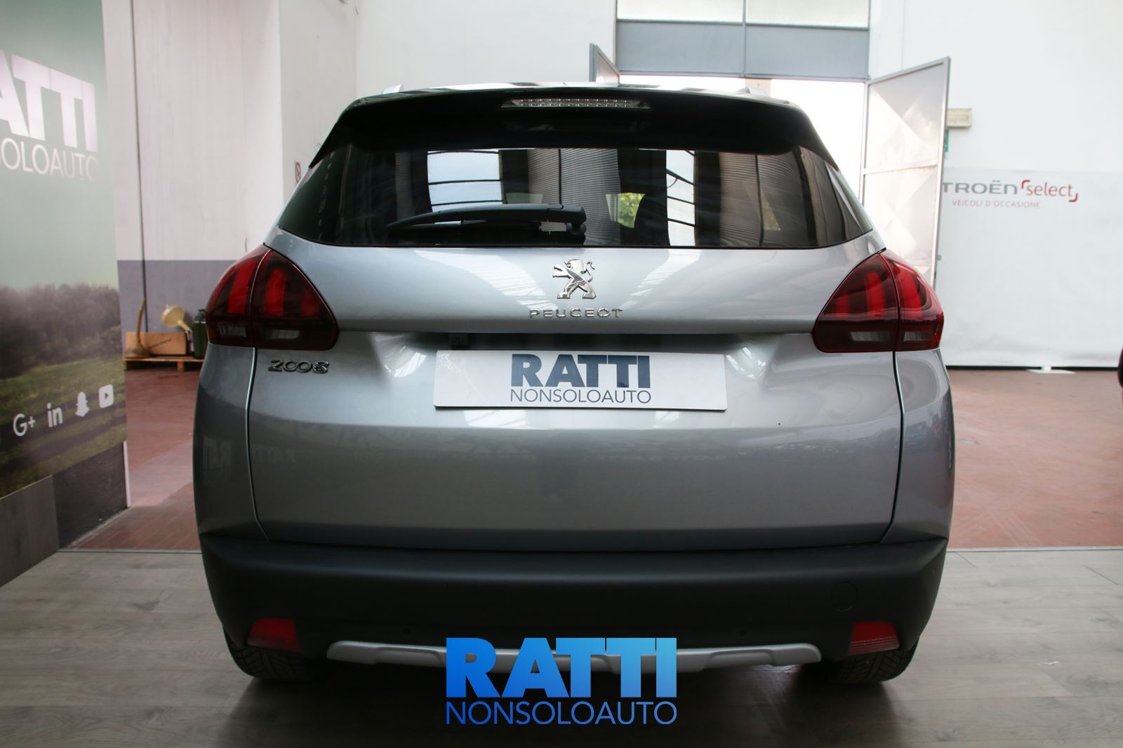 Peugeot 2008 BlueHDi 1.5 100CV Allure