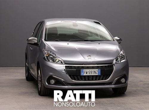 PEUGEOT 208 PureTech 1.2 82CV S&S Allure GRIGIO ARTENSE cambio Manuale Benzina