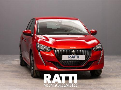 NUOVA 208 BlueHDi 1.5 100CV Allure CON SCONTO PERMUTA Rosso Elixir cambio Manuale Diesel Nuovo 5 porte 5 posti EURO 6