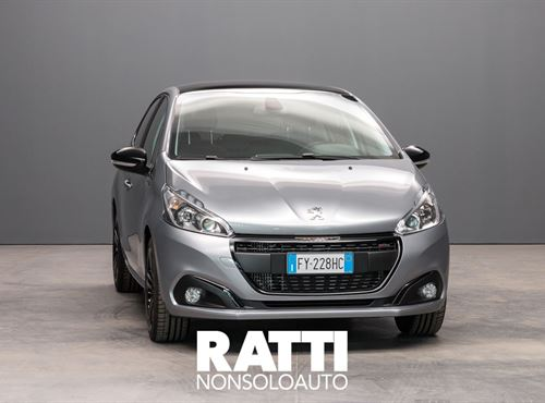 PEUGEOT 208 PureTech 1.2 110CV EAT6 S&S GT Line GRIGIO ARTENSE cambio Automatico Benzina Km 0 berlina due volumi 5 porte 5 posti EURO 6