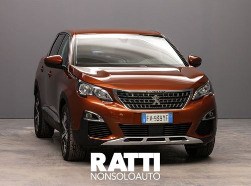 PEUGEOT 3008 BlueHDi 1.5 130CV EAT8 S&S Allure METALLIC COPPER cambio Automatico Diesel