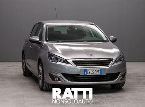 PEUGEOT 308 1.6 e-HDi 115 CV Stop&Start Allure  Grigio  cambio Manuale Diesel