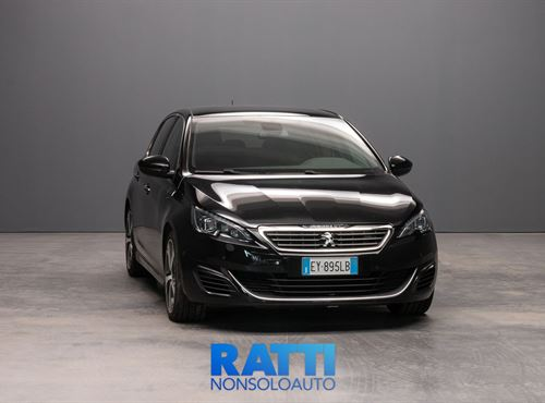 PEUGEOT 308 BlueHDi 2.0 180CV EAT6 S&S GT Nera cambio Automatico Diesel