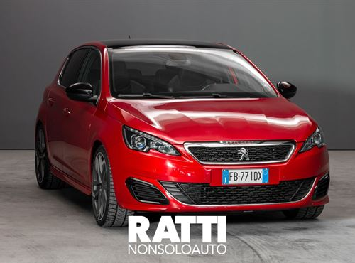 PEUGEOT 308 THP 1.6 270CV S&S GTi by Peugeot Sport Rosso cambio Manuale Benzina
