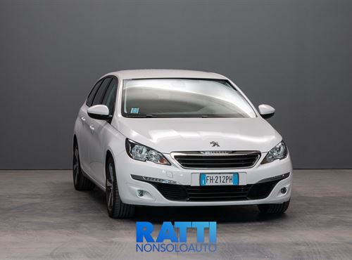 PEUGEOT 308 BlueHDi 1.6 120CV S&S SW Business Bianco cambio Manuale Diesel Aziendale station wagon 5 porte 5 posti EURO 6