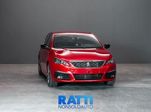 PEUGEOT 308 BlueHDi 1.5 130CV S&S GT Line ROSSA ULTIMATE cambio Manuale Diesel Km 0 5 porte 5 posti EURO 6