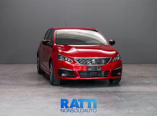 PEUGEOT 308 PureTech 1.2 130CV EAT8 GT Line ROSSO ULTIMATE cambio Automatico Benzina Km 0 5 porte 5 posti EURO 6