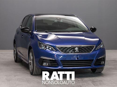 PEUGEOT 308 1.5 130CV EAT8 GTLine Blu  cambio Automatico Diesel