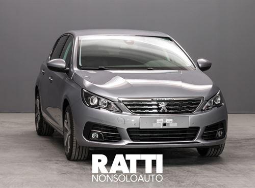 PEUGEOT 308 BlueHDi 1.5 130CV Allure Grigio Artense  cambio Manuale Diesel
