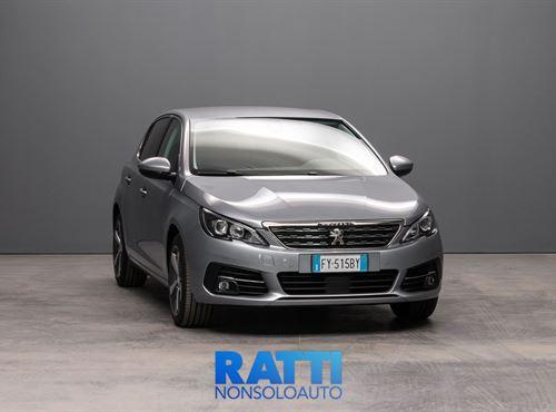 PEUGEOT 308 PureTech Turbo 1.2 130CV S&S Allure GRIGIO ARTENSE cambio Manuale Benzina Km 0 5 porte 5 posti EURO 6