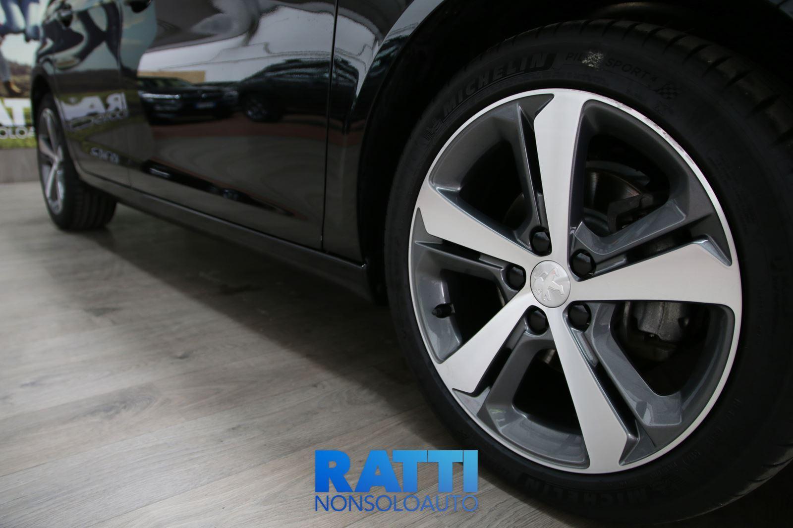 PEUGEOT 308 BlueHDi 1.6 120CV EAT6 S&S Allure