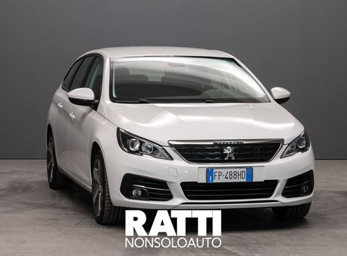 PEUGEOT 308 SW BlueHDi 1.5 130CV S&S Active BIANCO BANCHISA cambio Manuale Diesel