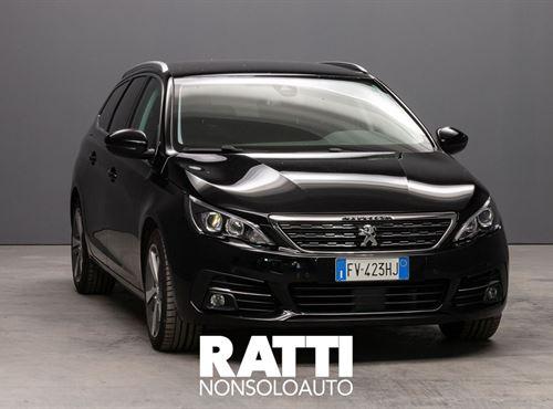 PEUGEOT 308 SW BlueHDi 1.5 130CV S&S Allure NERO PERLA cambio Manuale Diesel