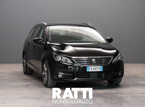 PEUGEOT 308 SW BlueHDi 1.5 130CV S&S Allure NERO PERLA cambio Manuale Diesel Aziendale station wagon 5 porte 5 posti EURO 6