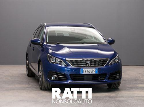 PEUGEOT 308 SW BlueHDi 1.5 130CV S&S Allure BLU MAGNETIC cambio Manuale Diesel Aziendale station wagon 5 porte 5 posti EURO 6