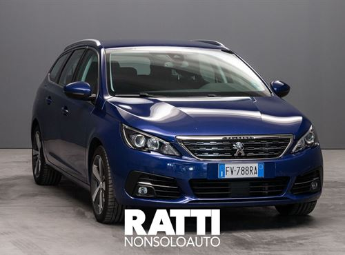 PEUGEOT 308 SW BlueHDi 1.5 130CV S&S Allure BLU MAGNETIC cambio Manuale Diesel