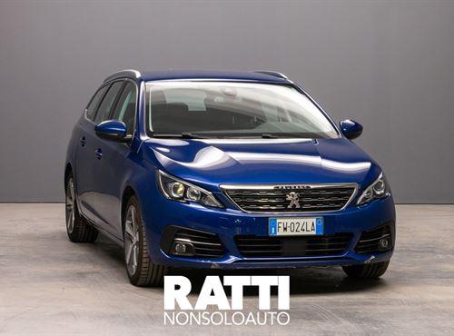 PEUGEOT 308 SW PureTech Turbo 1.2 130CV S&S Allure BLU MAGNETIC cambio Manuale Benzina Aziendale station wagon 5 porte 5 posti EURO 6