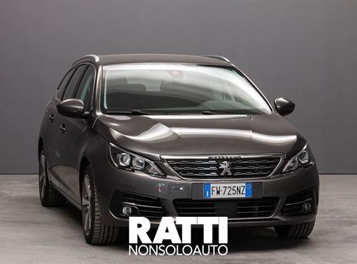 PEUGEOT 308 SW BlueHDi 1.5 130CV EAT6 S&S Allure GRIGIO PLATINUM cambio Automatico Diesel