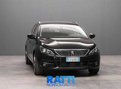 PEUGEOT 308 SW PureTech Turbo 1.2 130CV EAT8 S&S Allure NERO PERLA cambio Automatico Benzina Km 0 5 porte 5 posti