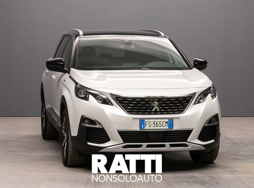 PEUGEOT 5008 BlueHDi 1.5 130CV S&S GT Line BIANCO MADREPERLA MET. SPECIALE cambio Manuale Diesel Aziendale station wagon 5 porte 5 posti EURO 6