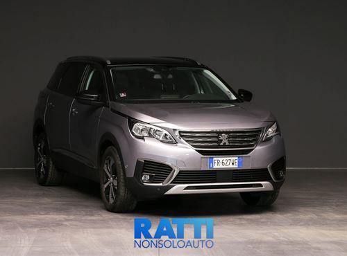 PEUGEOT 5008 BlueHDi 1.5 130CV S&S Allure  Grigio Artense  cambio Manuale Diesel Aziendale station wagon 5 porte 5 posti EURO 6