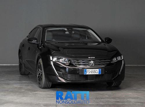 PEUGEOT Nuova 508 BL BlueHDi 160cv EAT8 S&S Allure Nero Perla cambio Automatico Diesel Aziendale 5 porte 5 posti EURO 6