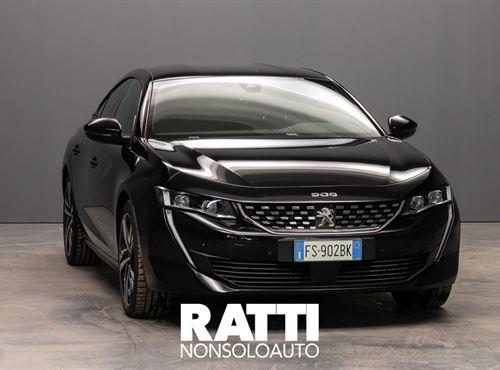 Peugeot Nuova 508 BL BlueHDi 2.0 180CV EAT8 S&S  GT Nero Perla cambio Automatico Diesel