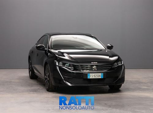 PEUGEOT 508 BlueHDi 2.0 160CV EAT8 S&S Allure NERO PERLA cambio Automatico Diesel Usato ritirato 5 porte 5 posti