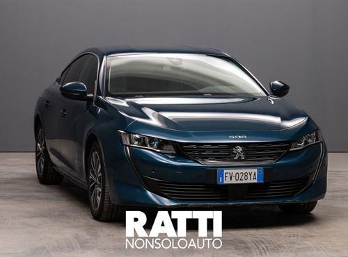 PEUGEOT 508 BL BlueHDi 2.0 160CV EAT8 S&S Allure BLU CELEBES cambio Automatico Diesel