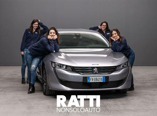 PEUGEOT 508 BL BlueHDi 2.0 160CV EAT8 S&S Allure GRIGIO ARTENSE cambio Automatico Diesel