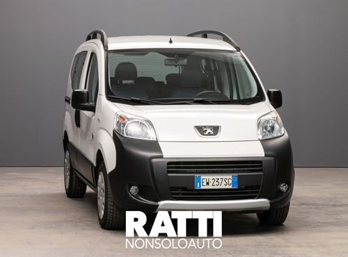 PEUGEOT Bipper Tepee BlueHDi 1.3 75CV Outdoor BIANCO BANCHISA cambio Manuale Diesel