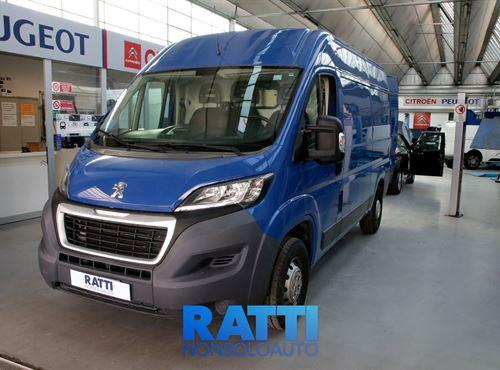 PEUGEOT Boxer 333 2.0 BlueHDi 130CV L2H2 Furgone Blu Line  cambio Manuale Diesel Aziendale furgone 5 porte 3 posti EURO 6