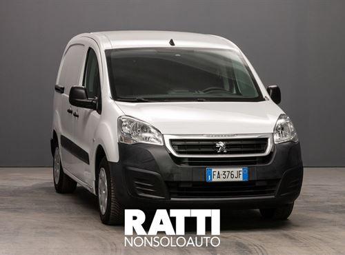 PEUGEOT Partner L1 BlueHDi E6 1.6 100CV Furgone Comfort Bianco Banchisa cambio Manuale Diesel