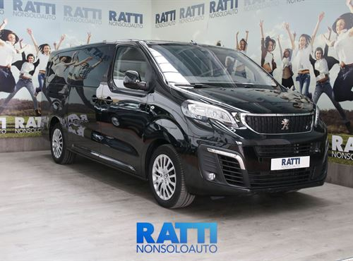 PEUGEOT Traveller 2.0 180CV  EAT6 Long Business Nero Onice  cambio Automatico Diesel Aziendale 5 porte 5 posti EURO 6