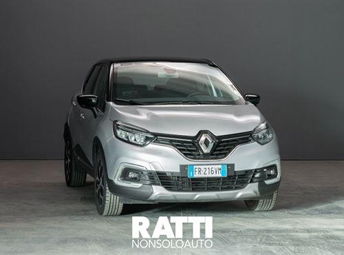 RENAULT Captur dCi 1.5 90CV INTENS BE STYLE BERLIN cambio Manuale Diesel Aziendale station wagon 5 porte 5 posti EURO 6