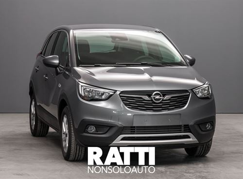 OPEL Crossland X BlueHDi 1.5 120CV Innovation auto Satin Steel Grey cambio Automatico Diesel