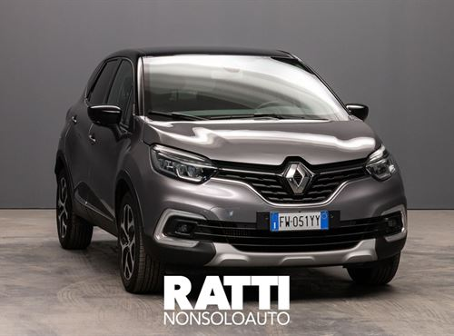 RENAULT Captur TCE 0.9 90CV - Sport Edition  BE STYLE MILANO cambio Manuale Benzina