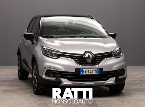 RENAULT Captur TCE 0.9 90CV - Sport Edition BE STYLE BERLINO cambio Manuale Benzina