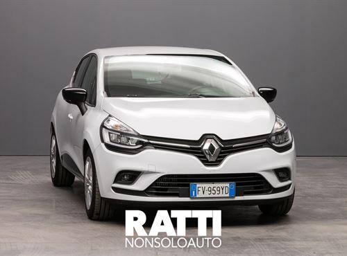 RENAULT Clio TCE 0.9 90CV MOSCHINO ZEN BIANCO GHIACCIO cambio Manuale Benzina