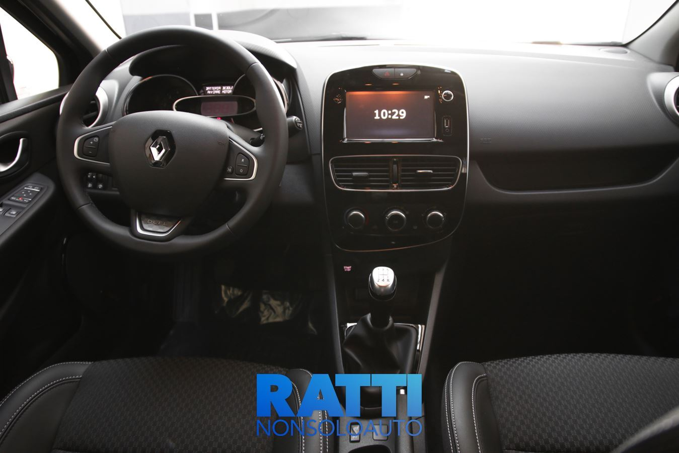 RENAULT Clio dCi 8V 75CV Start&Stop 5 porte DUEL Energy