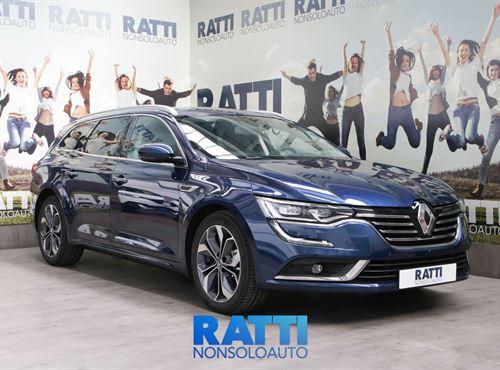 RENAULT Talisman Executive Energy 1.6 160 EDC Blue Cosmo  cambio Automatico Diesel Km 0 station wagon 5 porte 5 posti EURO 6