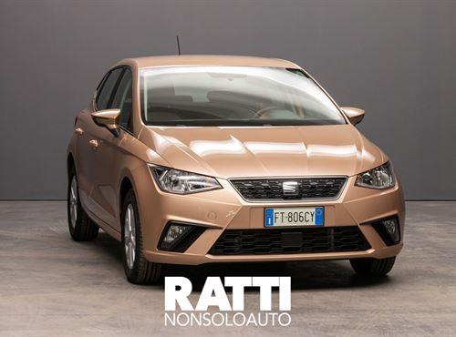 SEAT Ibiza 1.6 tdi 95CV Business DSG Magenta cambio Automatico Diesel Aziendale berlina due volumi 5 porte 5 posti EURO 6