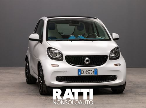SMART fortwo 90 0.9 Turbo PROXY Bianca cambio Manuale Benzina