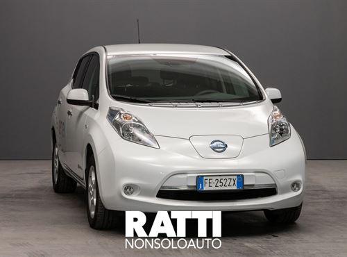 NISSAN Leaf Enel Edition 30Kw 109CV Bianco Solido  cambio Automatico Elettrico