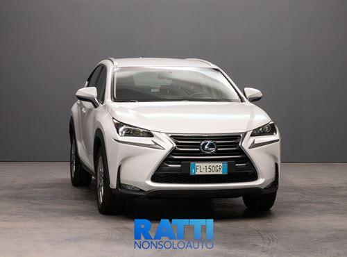 LEXUS NX 300 Hybrid 2.5 155CV  4WD Executive Bianco Metallizzato  cambio Automatico Benzina + elettrica Aziendale station wagon 5 porte 5 posti EURO 6