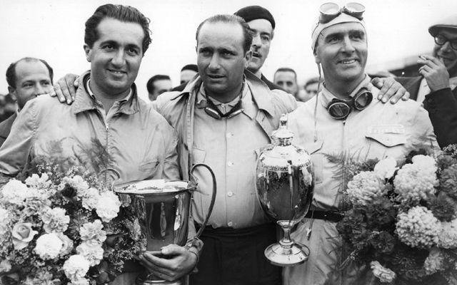 13 5 1950: prima vittoria F1 Alfa Romeo