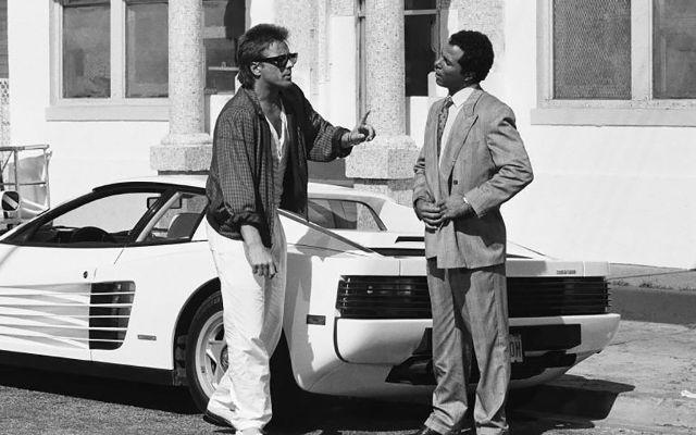 Testarossa di Miami Vice in vendita