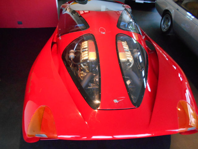 Ferrari Testa d'Oro Colani in vendita